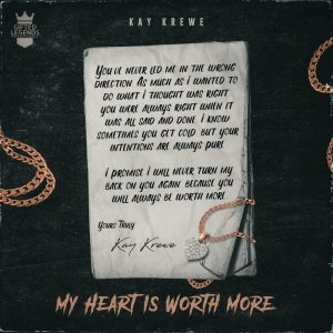 Artwork - My Heart Is Worth More